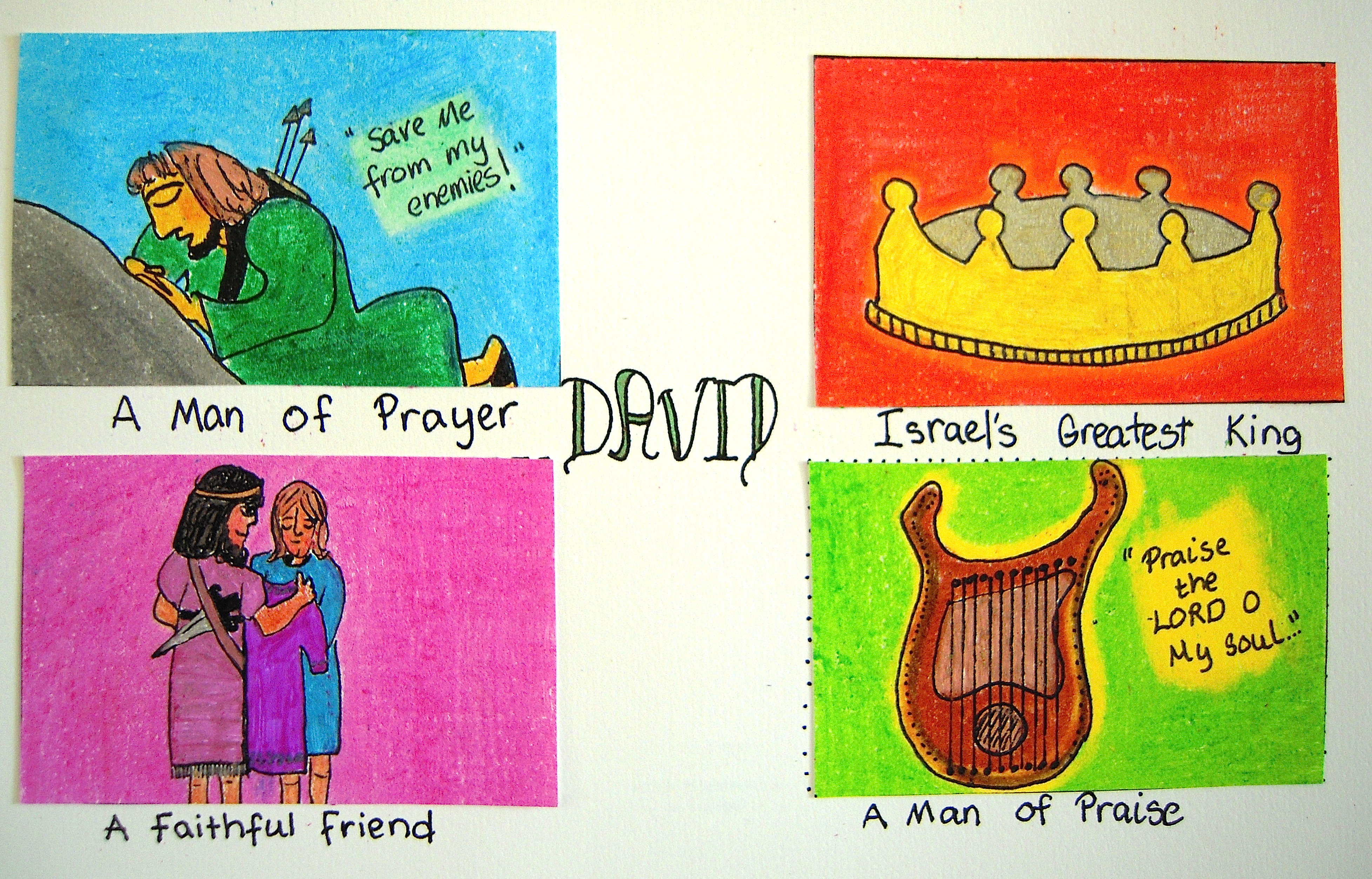 free bible story craft ideas aunties bible lessons page 13