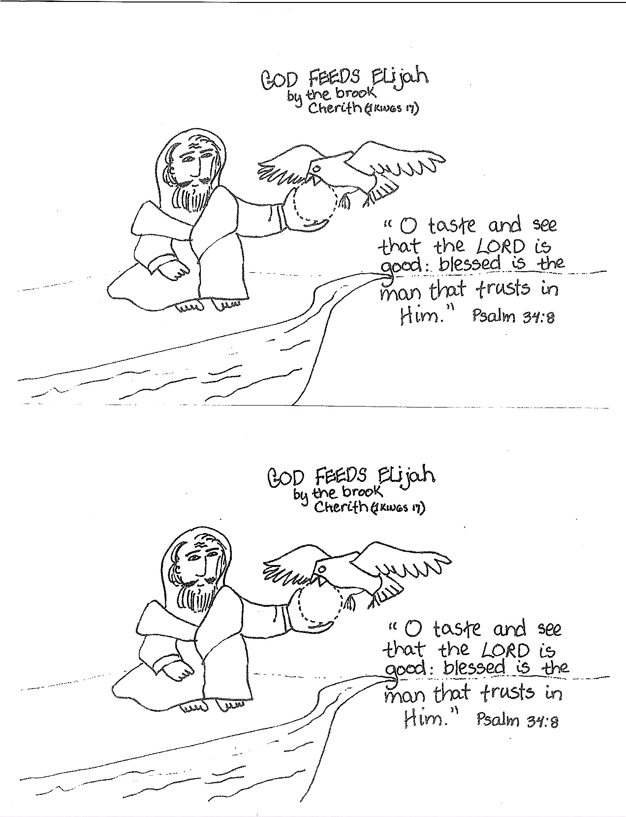old testament aunties bible lessons page 6