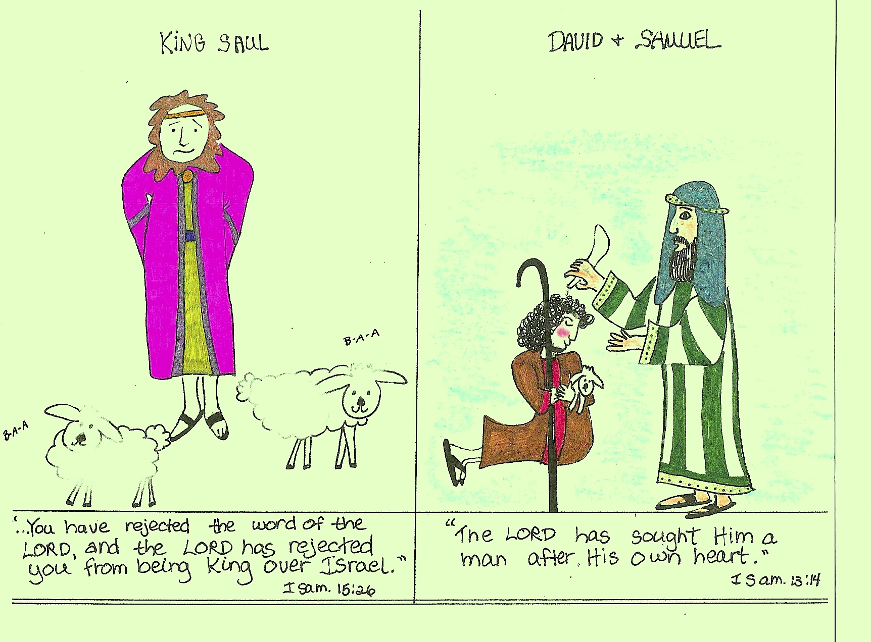 coloring page | aunties bible lessons