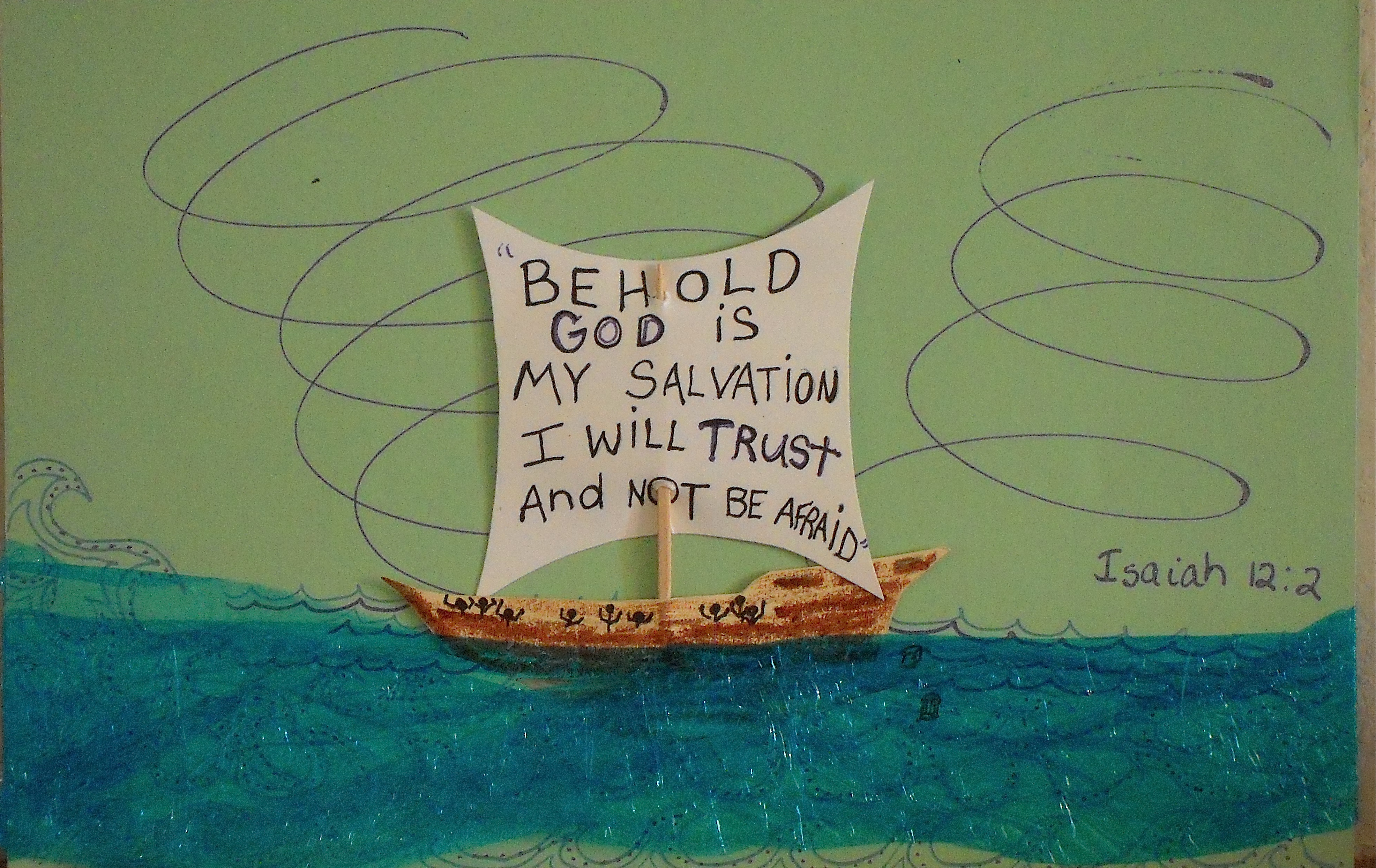 Paul\'s Shipwreck | aunties bible lessons