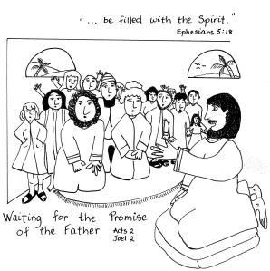 Pentecost worksheet