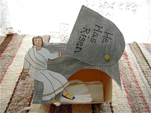 Empty Tomb (part B)