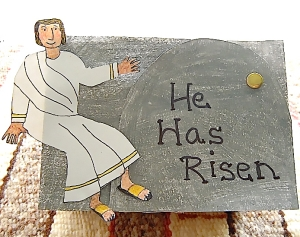 An Empty Tomb Craft