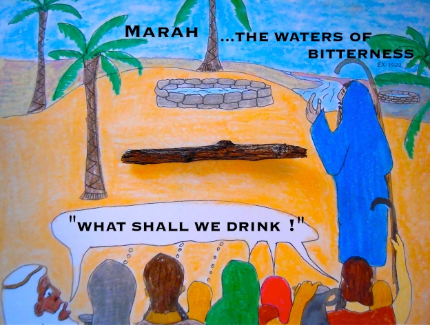 Marah...The Waters of Bitterness